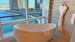 Rosewood Abu Dhabi bath