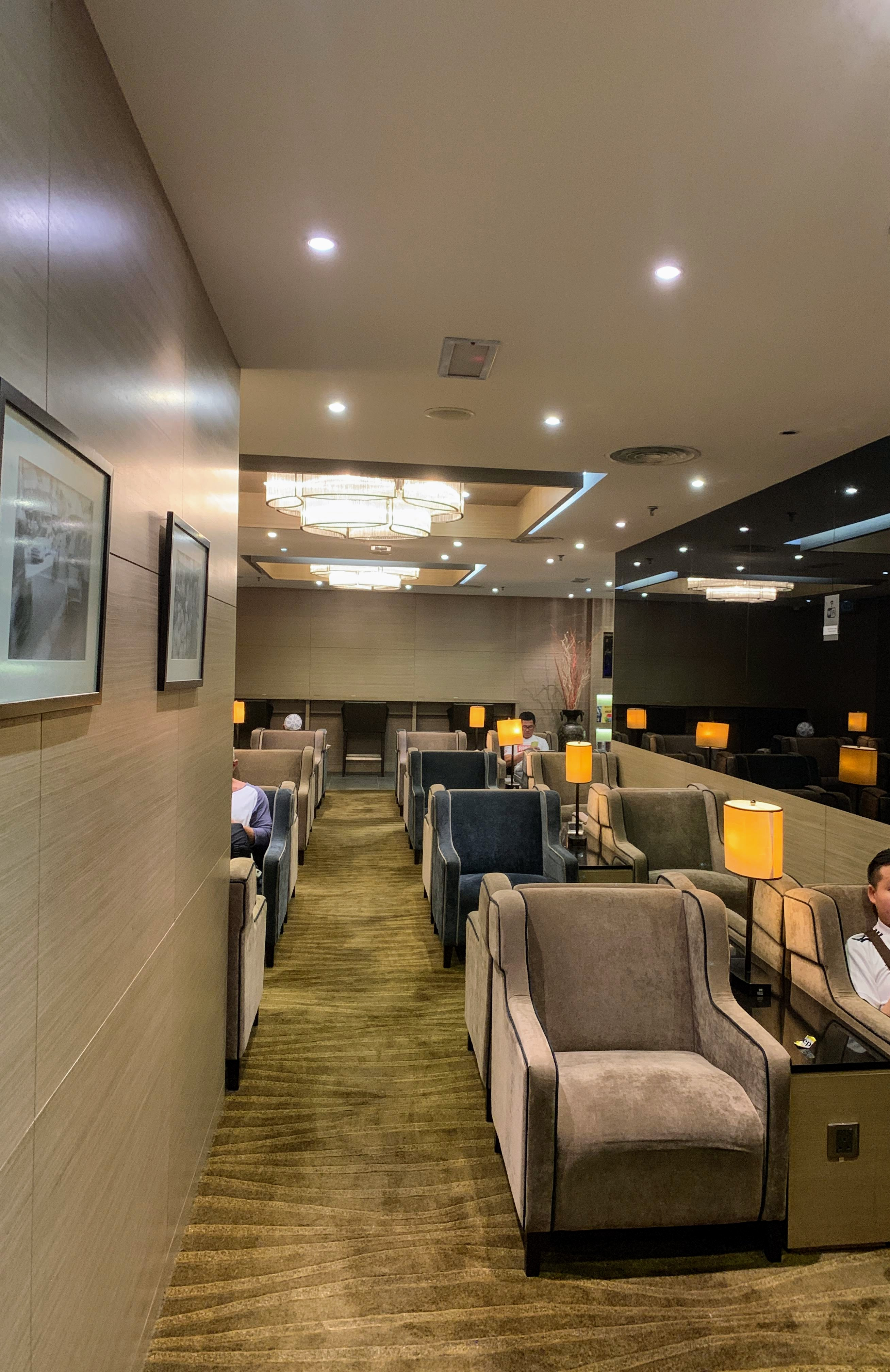 Plaza Premium lounge Penang