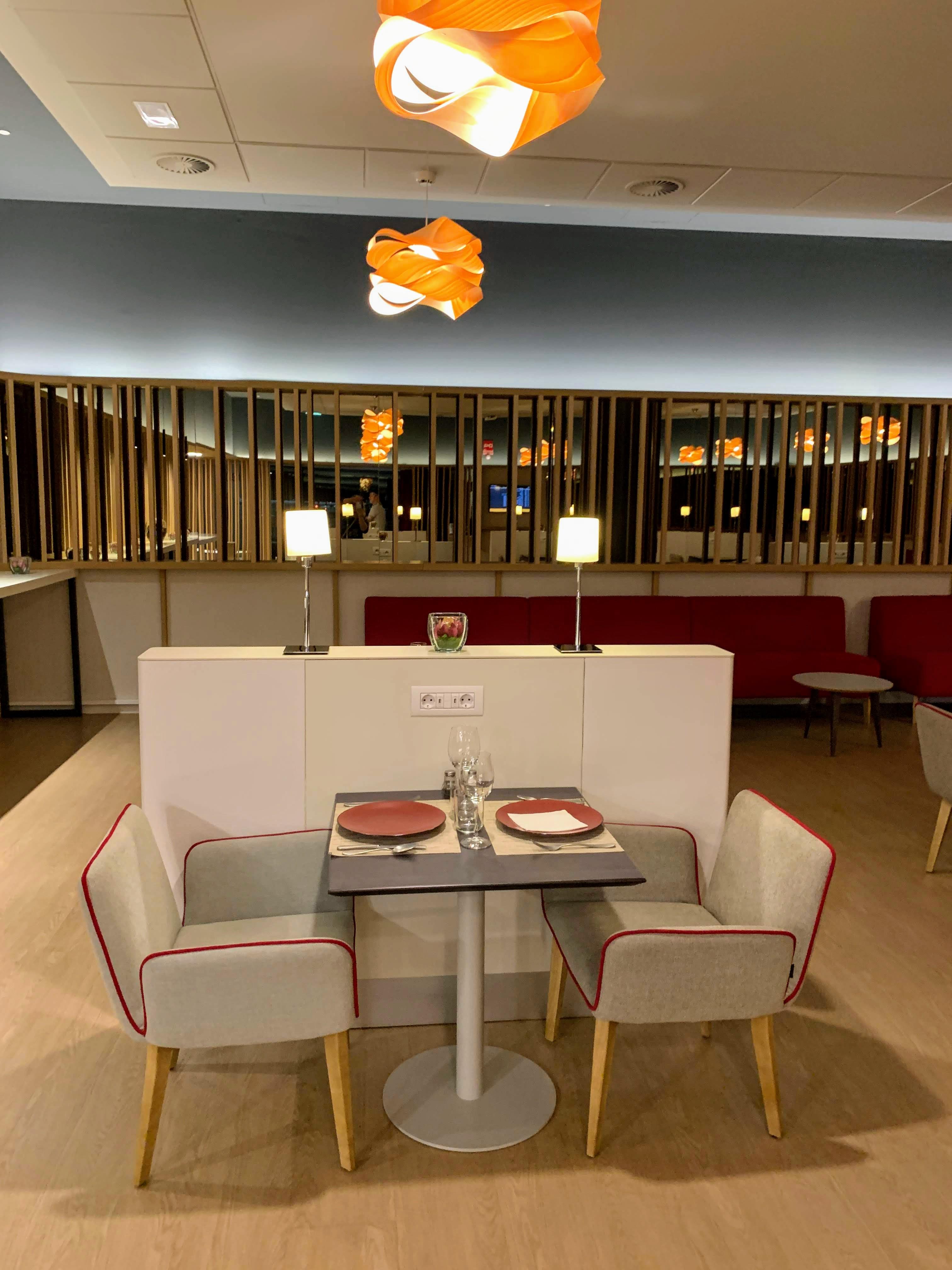 Iberia's restaurant