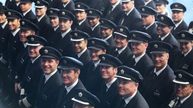 pilots BA
