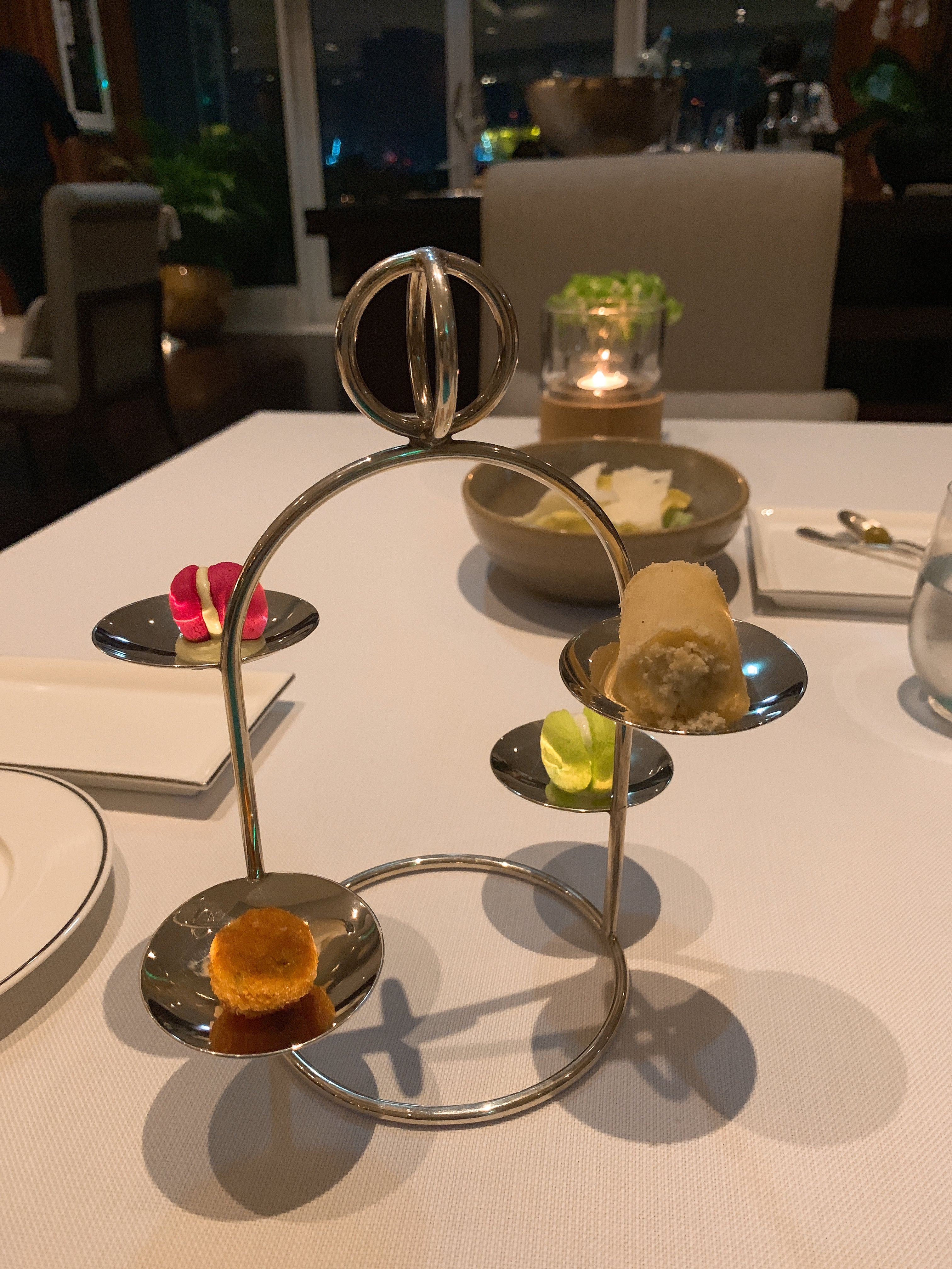 Petit Fours at Social by Heinz Beck