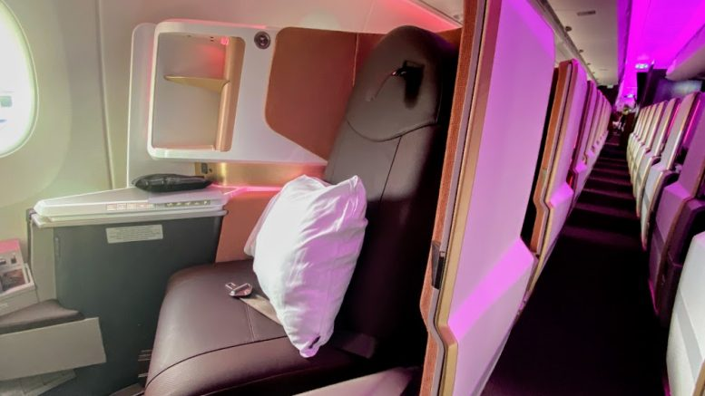 Virgin Atlantic A350-1000 Upper Class Suite