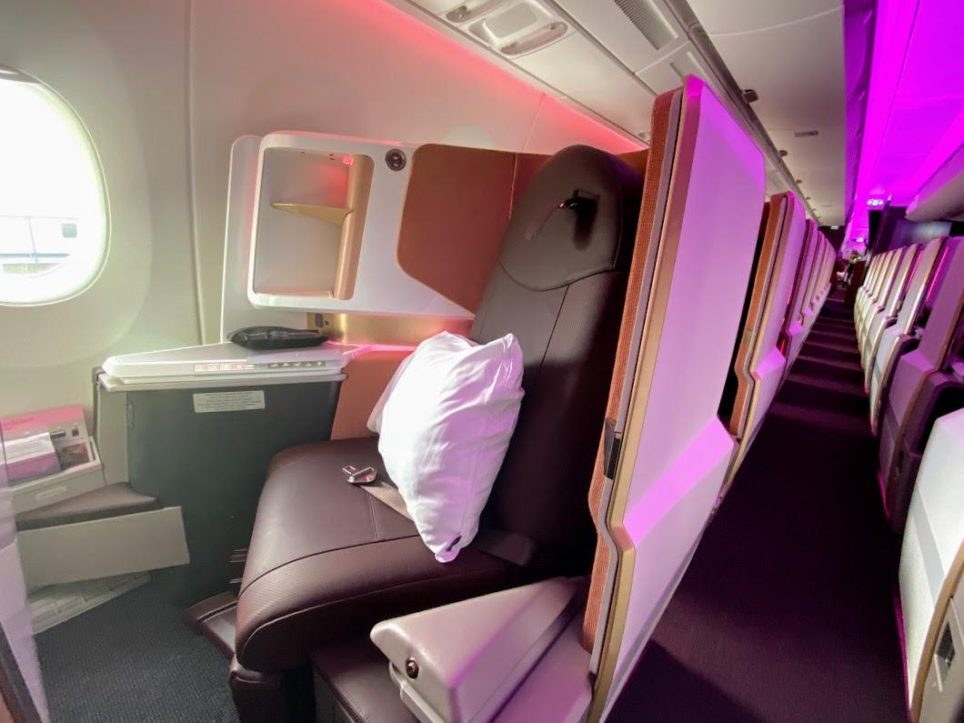Virgin A350 upper class suite3K