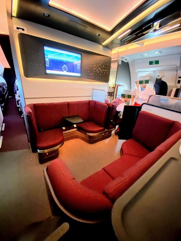 Virgin A350 The Loft