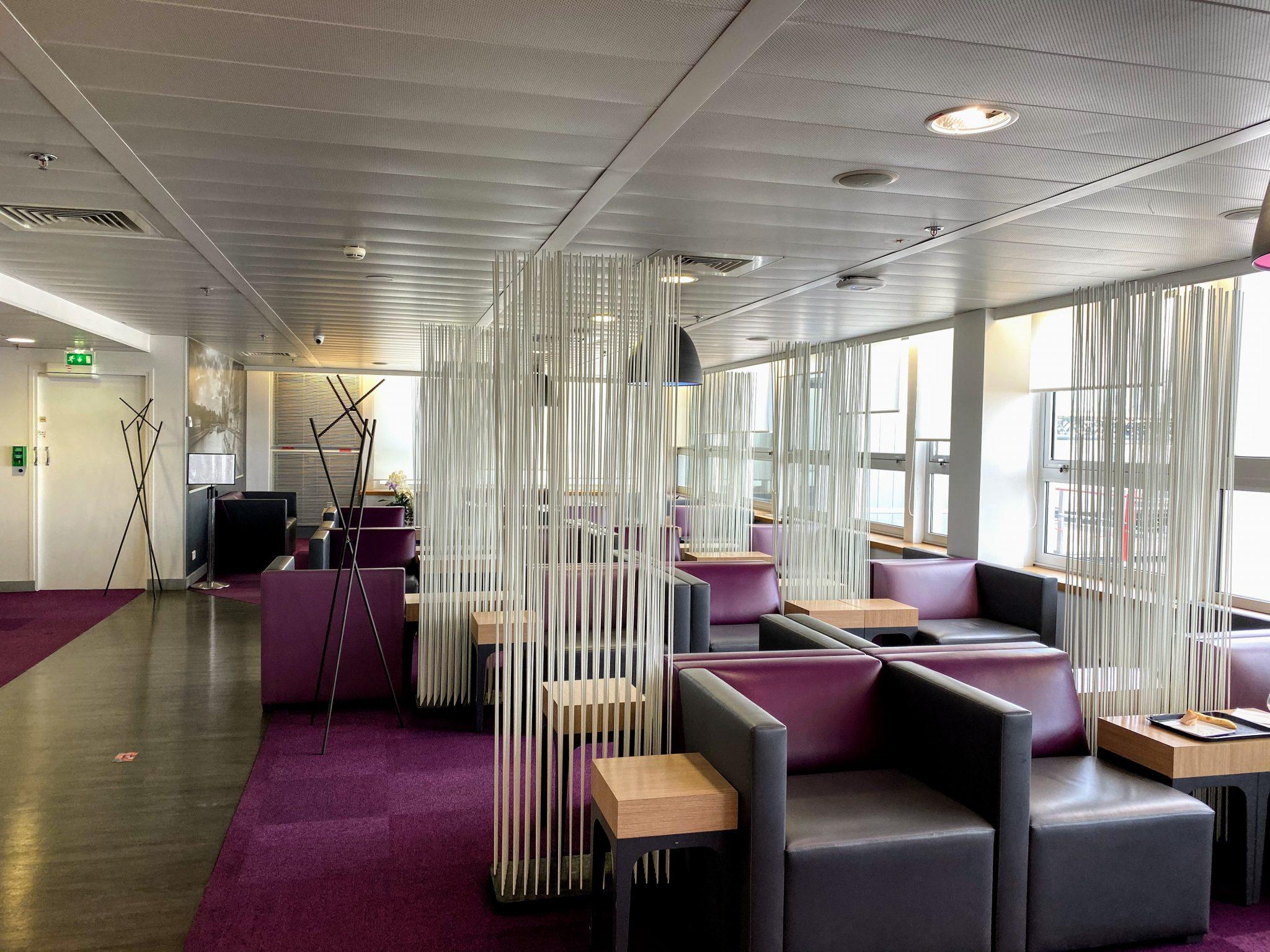 ICARE lounge Paris Orly La Compagnie