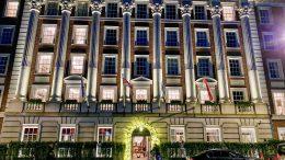 The Biltmore Mayfair London exterior
