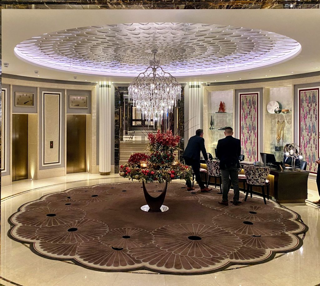 The Biltmore Mayfair London Lobby