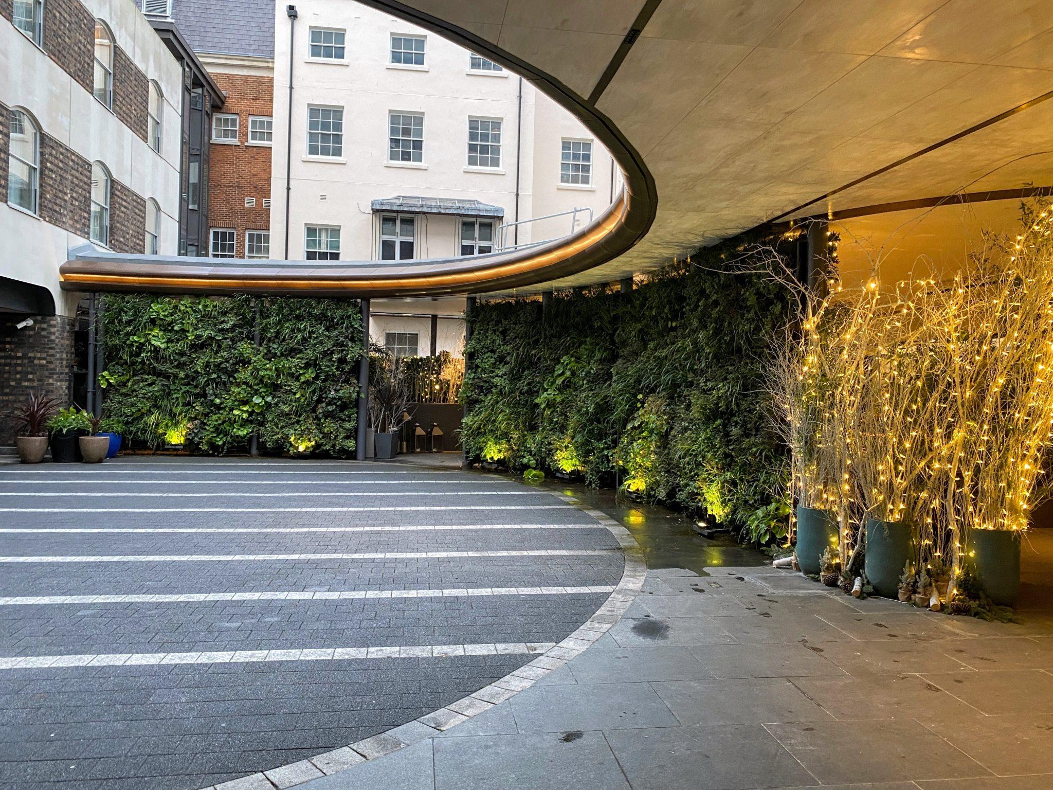 The Biltmore Mayfair London exterior 1