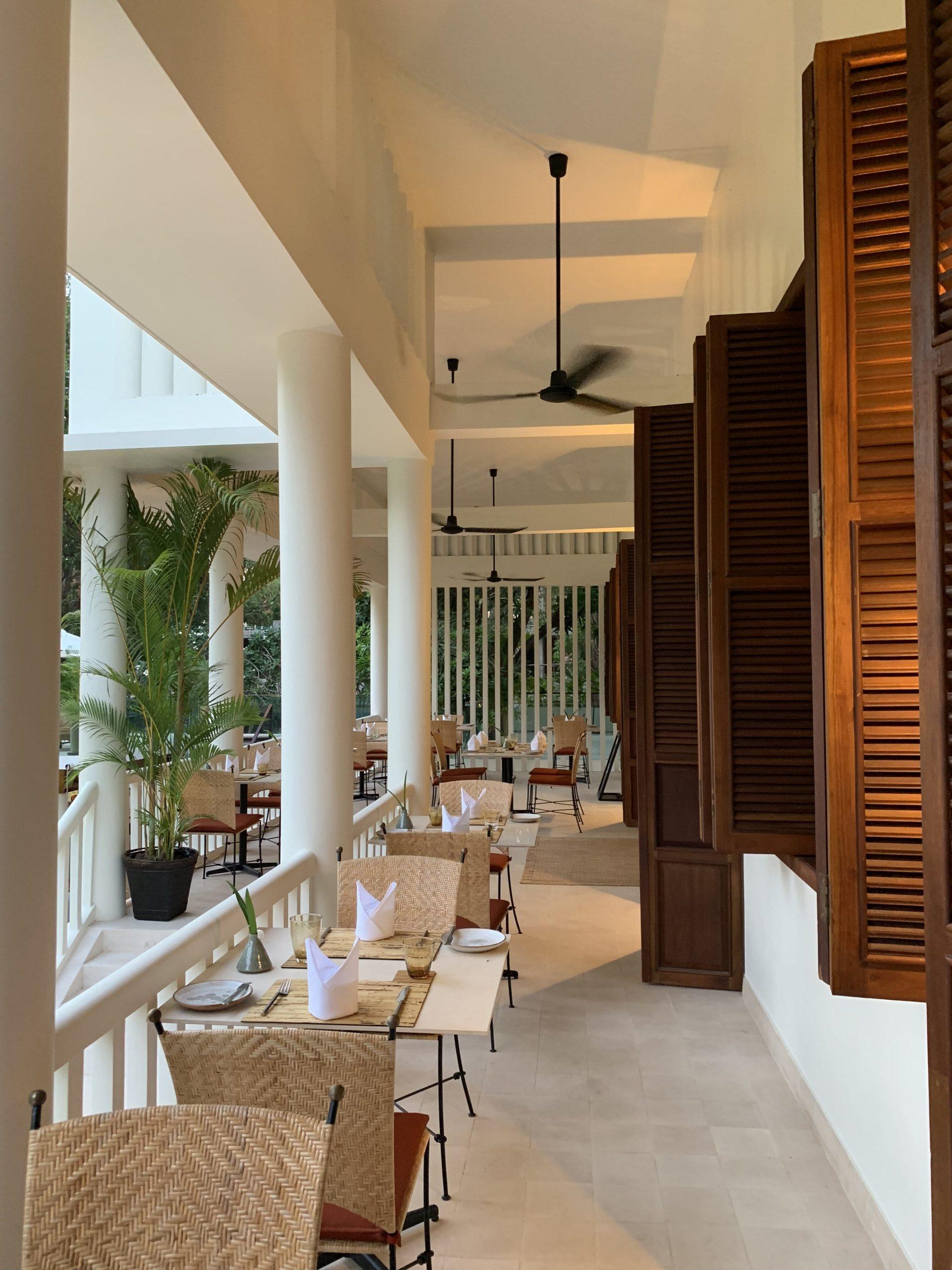 The Mansion House Restaurant Siem Reap