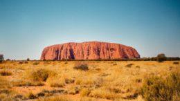 Uluru/Ayers Rock, NT, Australia