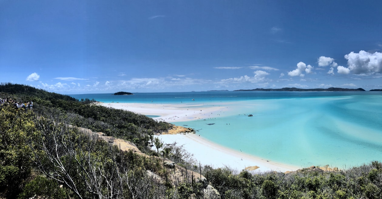 The Whitsundays, QLD