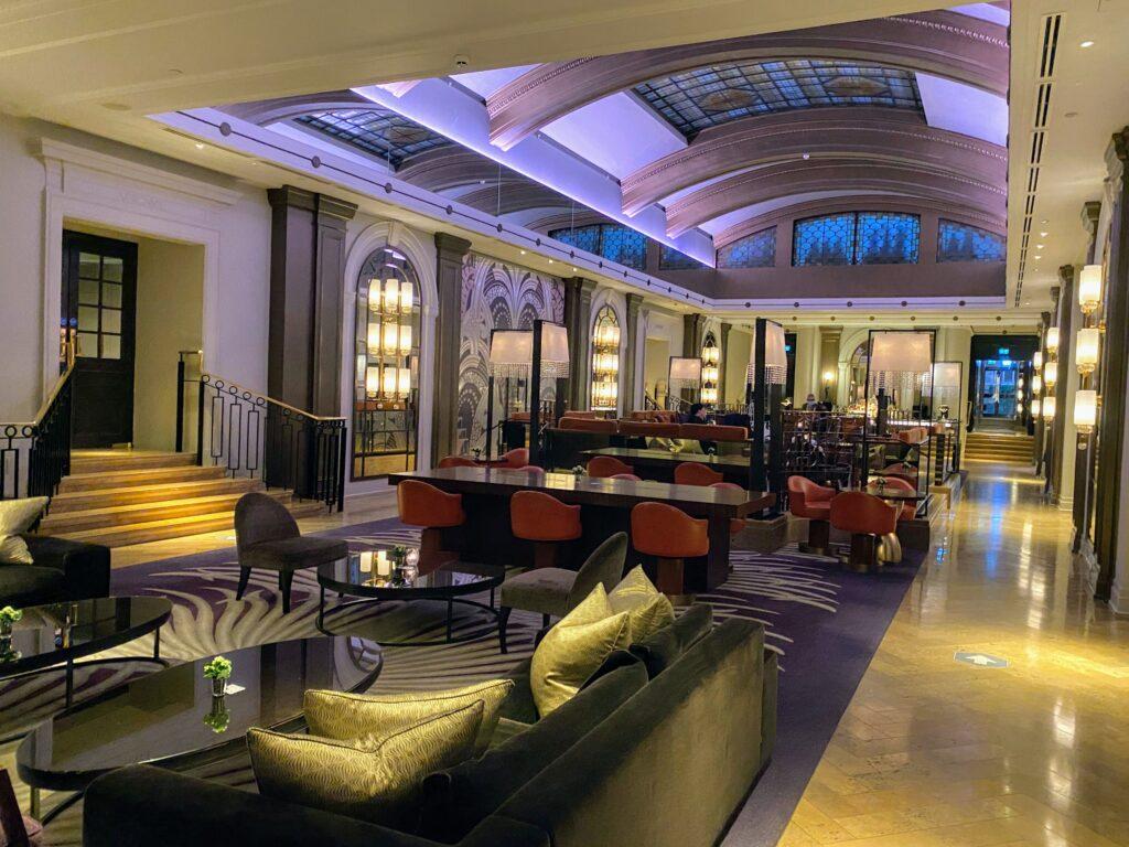 Sheraton Grand Park Lane hotel review