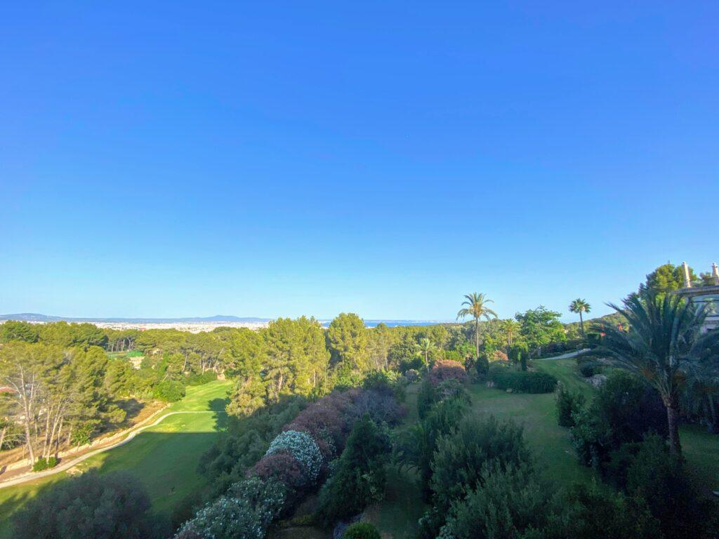 View from Grand deluxe at Castillo Son Vida