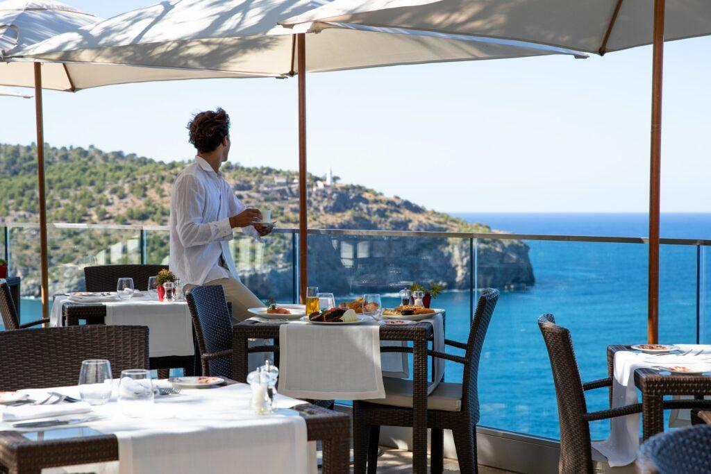 Breakfast at Cap Roig