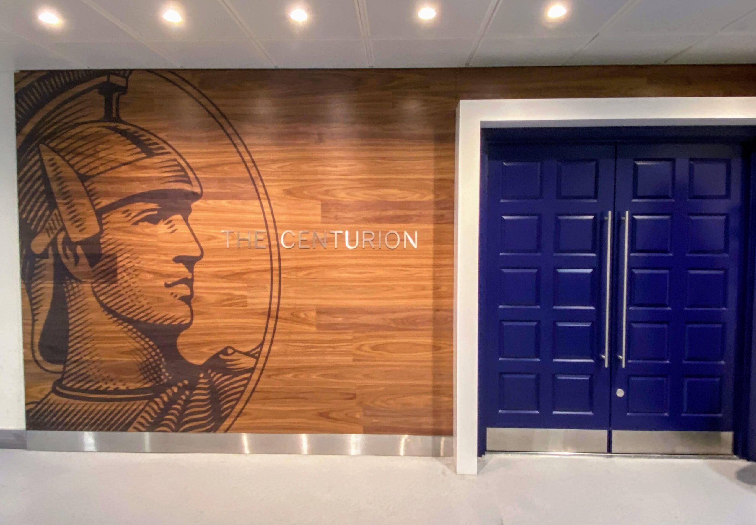 American Express New Centurion Lounge at London Heathrow T3